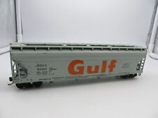 HO SCALE ATHEARN  SHPX #52463 GULF 55' CENTER FLOW 4 BAY COVERED HOPPER