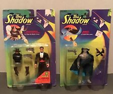The Shadow Action Figures LOT Of 2 MOC 1994 Kenner