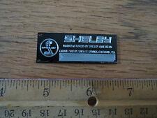 Shelby Metal Display Plaque Model Diecast 1/24 1/18 1/43 Cobra Daytona Model Kit