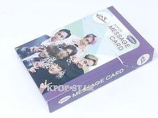 BEAST B2ST Photo Message Card 30 Pcs KPOP DuJun KiKwang HyunSeung YoSeop YongJun