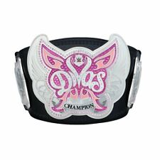 WWE Diva World Heavyweight Wrestling Championship Replica Belt & Bag Adult Size