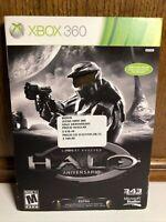 Halo Combat Evolved  Anniversary Edition Microsoft Xbox 360 SPANISH VERSION NEW