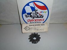 "VINTAGE GO KART NOS COMET DIRECT DRIVE JACKSHAFT 11 TH 5/8"" CART MINIBIKE PART"