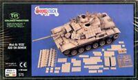 Verlinden 1:35 M60 A1 Rise Add on Armor Resin Detail Set #575