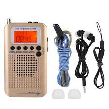 AIR FM AM CB SW VHF Radio Ricevitore Air Band Frequenza Scanner 300 Canali