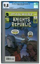 Star Wars: Knights of the Old Republic #18 (2007) Dark Horse CGC 9.8 HH417