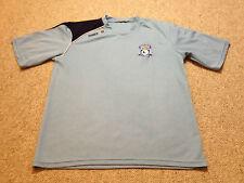 Cardiff City Camiseta De Fútbol Adulto Pequeño Macron (M2 516)