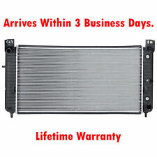 New Radiator For Chevy Silverado Cadillac Escalade GMC Yukon 4.8 5.3 6.0 6.2 V8