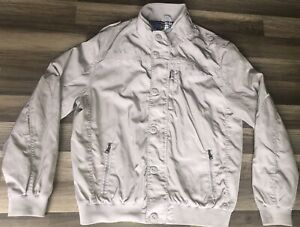 PIERRE CARDIN Men's Jacket Size XXXL Beige Color