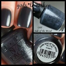 OPI Nail Polish Dark Side Of The Mood (NL F76) Limited-Ed Fifty Shades of Grey