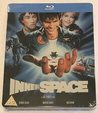 Innerspace Steelbook - UK Exclusive Limited Edition Blu-Ray