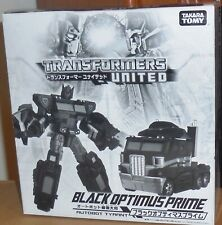 Transformers Prime BLACK OPTIMUS PRIME Misb New Voyager Classics
