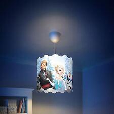 DISNEY congelato soffitto luce ombra (Paralume solo) BLU