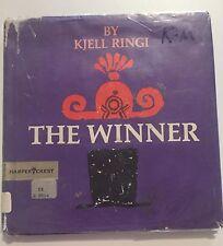 The Winner by Kjell Ringi 1969 Hardcover