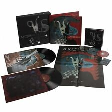 ARCTURUS - ARCTURIAN - 2LP + 2CD BOXSET NEW SEALED 2015 - WITH POSTER