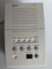AT&T Digital Answering System Model 1720 w/ Power Supply Tested