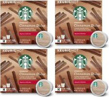 Starbucks Cinnamon Dolce K Cups 64 COUNT for Keurig BBD January 2020