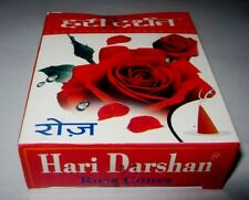 20 Rose Incense Cones Sticks Pure NaturaI Dhoop India Religious Temple Fragrance