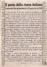 A7297) WW2 GENIO DELLA RAZZA ITALIANA. BOLLO COMANDO GENIO SLOVENIA DALMAZIA. VG