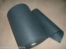 "12"" x 100 Yds of light wgt Black Tearaway Embroidery Stabilizer Backing"