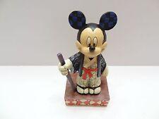 NIB Jim Shore Disney GREETINGS FROM JAPAN Mickey Mouse Figurine 4043632