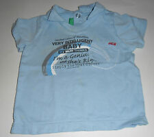 Shirt - T-Shirt - Babyshirt Poloshirt  von United Colors of Benetton Größe 62