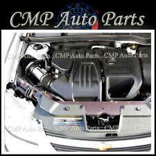 BLACK 2005-2010 PONTIAC G5 BASE GT SE 2.2 2.2L 2.4 2.4L AIR INTAKE KIT SYSTEMS