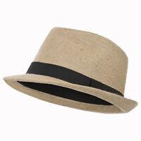 Trespass Fedora Adult Adults Hat Summer Cap