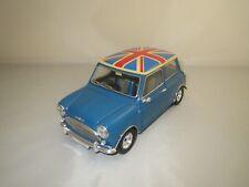"""SOLIDO  Mini  Cooper  S  """"1964""""  (blau) 1:16 ohne Verpackung !"""