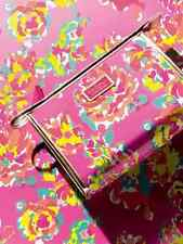 NEW!!! Estee Lauder Lilly Pulitzer Cosmetic Make Up Bag