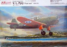 """V.L. Pyry I """"Post-War"""" 1/72 AZ Model 7228 Rare!"""