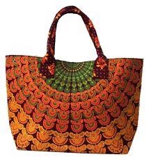 Tote Bag Purse Mandala Shopping Shoulder Handbags Women Handmade Carry Indian