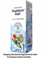 Vendoksin Drops - 50ml ( Vendoksin kapi - 50ml )