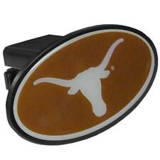 "Texas Longhorns Trailer Hitch Cover Class III 2"" Receiver"