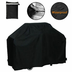 Heavy Duty BBQ Cover Waterproof Barbecue Grill Protector Outdoor Covers XS - L