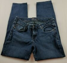 Kut from the Kloth Womens Jeans Sz 8 Skinny Ankle Mid Rise Medium Wash Denim **