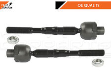 FOR NISSAN NAVARA 2.5DCi D40 FRONT AXLE INNER STEERING RACK TRACK TIE RODS ENDS