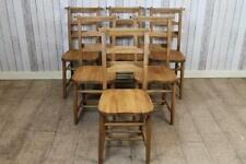 Unbranded Oak Antique Style Chairs