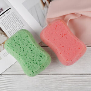 1 Pcs Soft Bathing Sponge Natural Baby or Lady Body Cleaning Shower Bath Br_cd