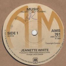 Jeanette White Music AM 2nd AMS 761 Soul Northern Rocksteady