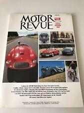 **** Zeitschrift Motor Revue 1989 Jahresausgabe ****