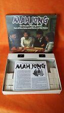 Vintage Mah Jong Game 144 Wooden Tiles - Michael Stanfield 1970s
