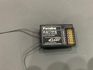 Futaba R617FS, 7 Kanal 2,4 GHz Empfänger