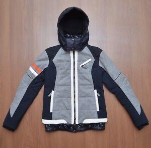 Frauenschuh Womens Ski Winter Hooded Jacket sz 3