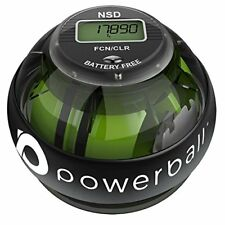 New NSD Power ball 280Hz Autostart Pro Hand grip Exerciser   Forearm Exerciser,