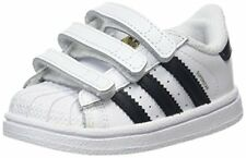 Basquet pour Garçon Adidas Originals Superstar CF I Color Blanc 22 Fr1000000440 44