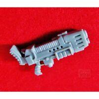 Space Marine Plasma Gun weapon Warhammer 40,000 WH40K command spru bitz  A394