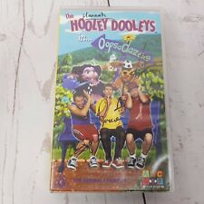 The Hooley Dooleys in Oopsadazee VHS Video Tape 2002 Signed
