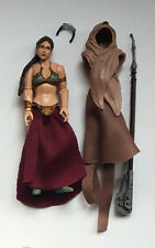 "Star Wars Hasbro 3,75"": TVC Leia Sandstorm Outfit - Leia Slave, jabba"