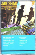 Jah Shaka Meets Mad Professor - At Ariwa Sounds Cassette Tape - SEALED New Copy